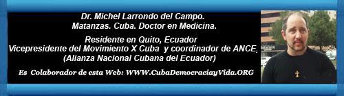 Tendencias políticas, democracia y cubanía. Por el Dr. Michel Larrondo. web/folder.asp?folderID=136