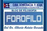FOROFILO: Blog de Filosofía del Dr. Alberto Roteta Dorado.