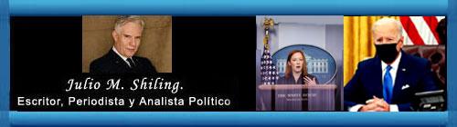 Política de Biden hacia Cuba: un modelo chino tropical. Por Julio M. Shiling.          CubaDemocracia y Vida.ORG                                                                                                                                                                                web/folder.asp?folderID=136
