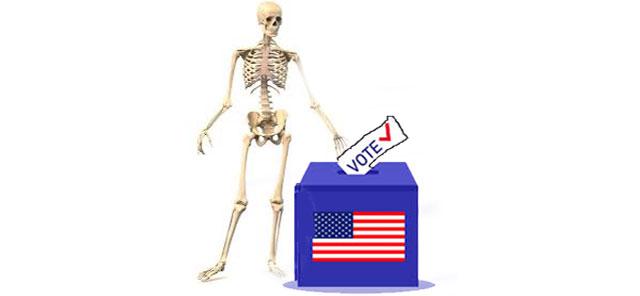 """ELECCIONES EN EE.UU: """"Si vives en Texas no puedes votar después de muerto"""". Por Eloy A. González.      cubademocraciayvida.org                                                                                                                                                    web/folder.asp?folderID=136"""